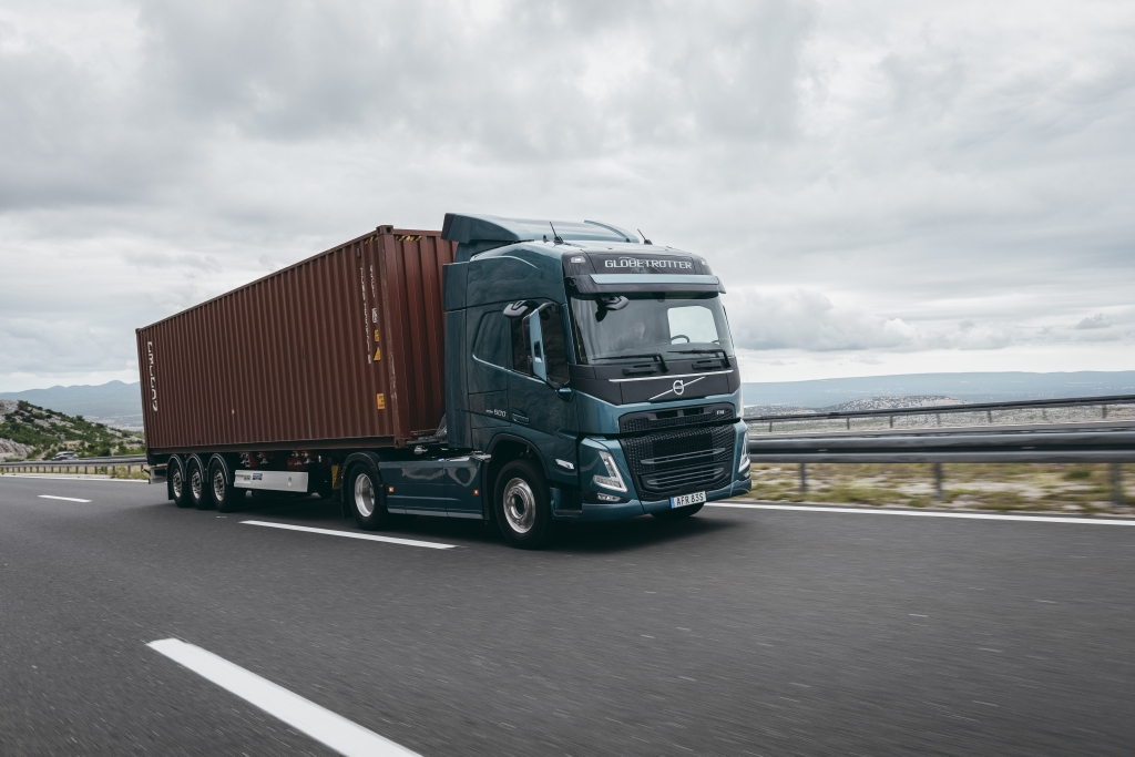 Volvo FM 2020 Model Year on the road
