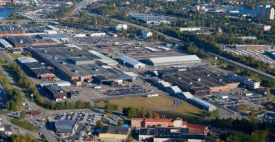 Scania Production facility
