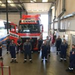 The Volvo Truck & Bus East Anglia Technicians