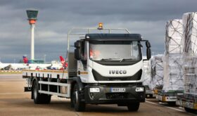 Iveco Eurocargo Flat Truck