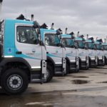 LondonEnergy Fleet - New Volvo FM 8x2 Hookloaders