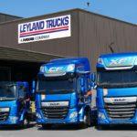 Leyland Trucks Lancashire Plant