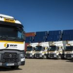 Used Renault Tractor Units
