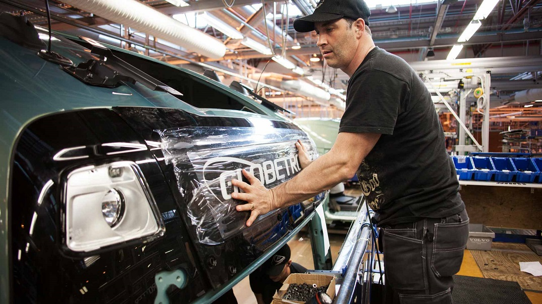 Volvo Trucks factory