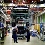 Volvo factory FH Production
