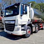 DAF CF 8x2 Milk Tanker