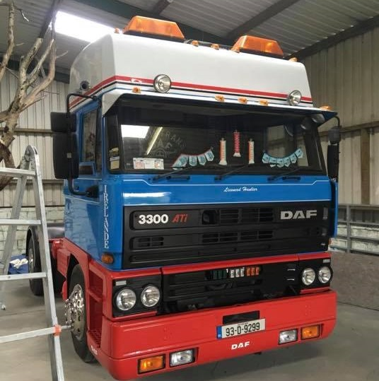 Best Classic Vintage Truck - Brian Callery