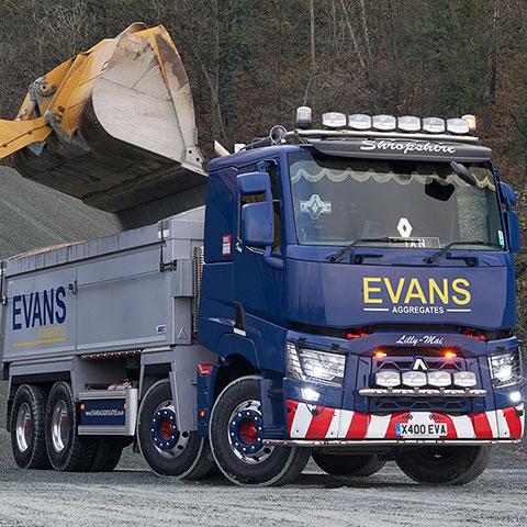 Renault Trucks Range C