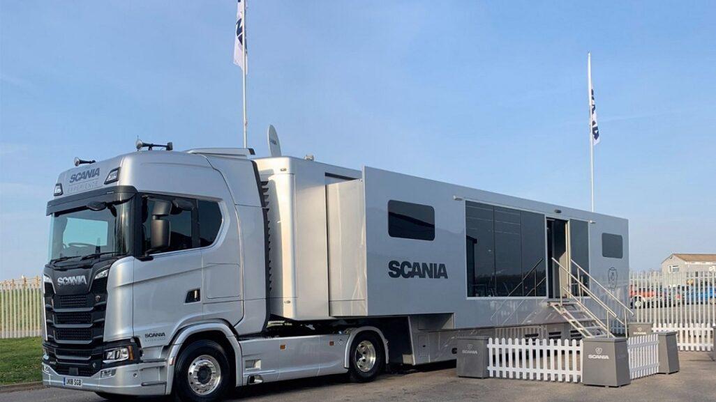 Scania Hospitality Unit