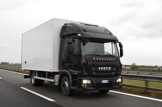 Iveco Eurocargo MY 2008 on the road