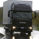 Iveco Eurocargo MY2008 in the Wet