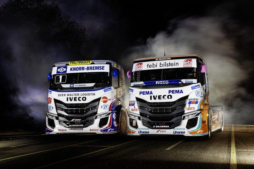 Iveco S-Way Racing Trucks