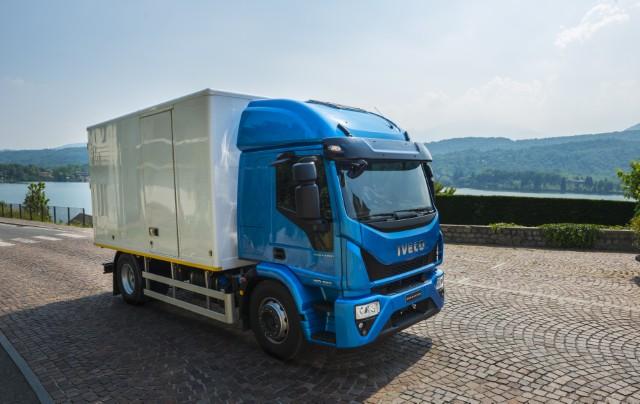 18 tonne Eurocargo