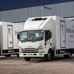 Isuzu Truck - Refrigerated Lineup