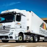Mercedes Actros 2545 6x2 Sold to Freshlinc in 14 Truck Deal