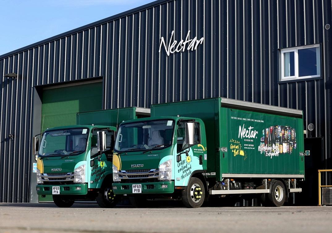 Isuzu Truck Nectar Deal