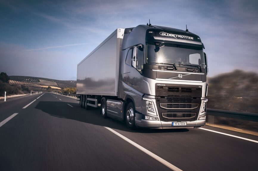 Volvo Trucks Finance Offer
