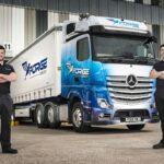 Mercedes Actros - Forge Logistics