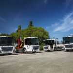 Mercedes Econic Traffic Management Dropsides