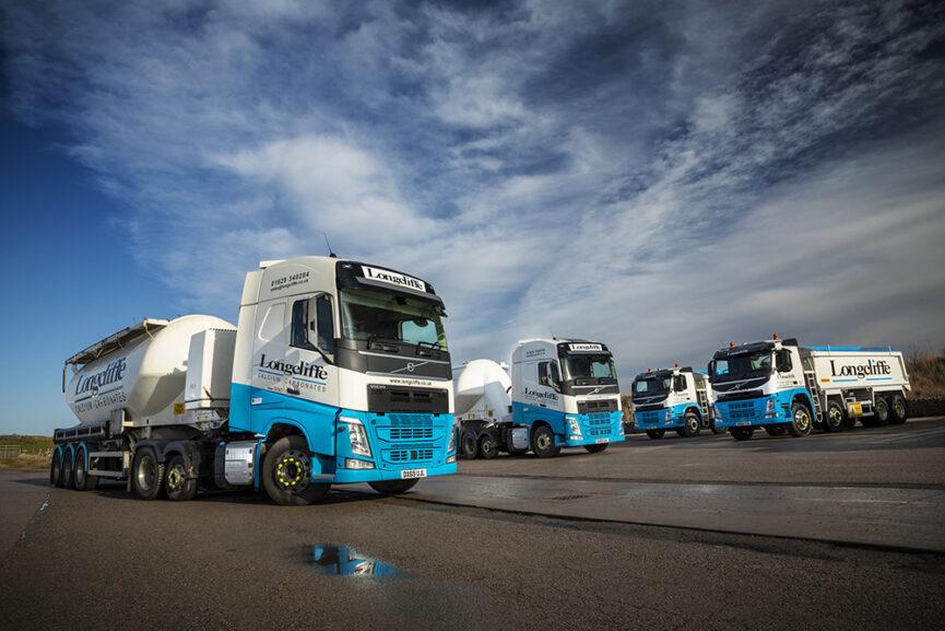 New Volvo Trucks