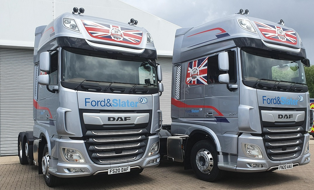 Ford & Slater Pure Excellence Demonstrators