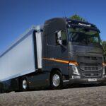 McLaren's Volvo FH Tractor Unit