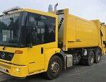 Mercedes Econic Refuse Truck Example