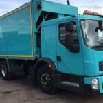 Low entry Volvo Truck cab
