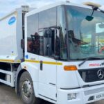 Mercedes Econic at Euro 6