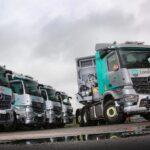 Mercedes Arocs tractor Unit