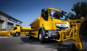 Gritter truck - DAF LF Econ