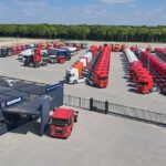 the Scania Truck Center in Wijchen near Nijmegen