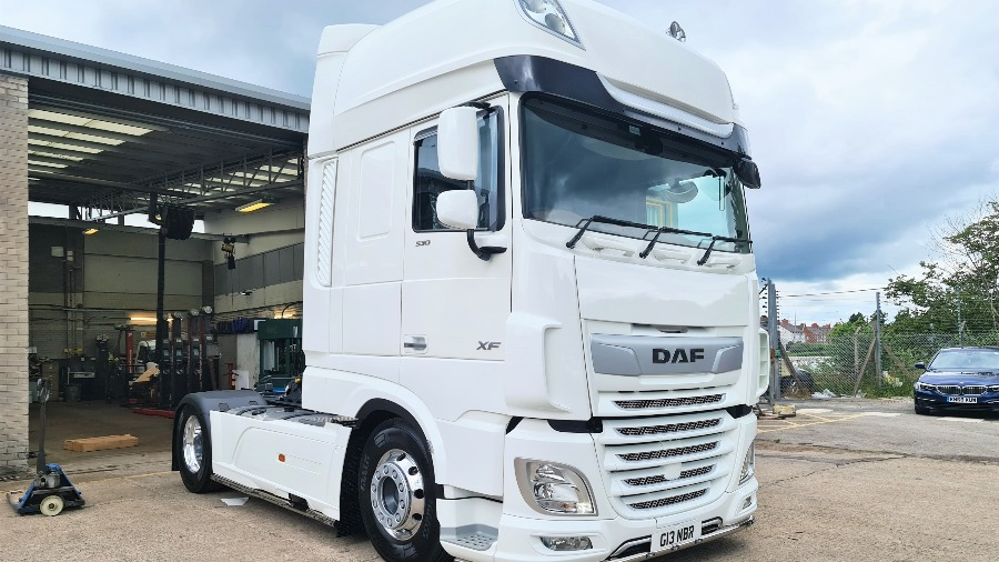 DAF XF530 Top Spec