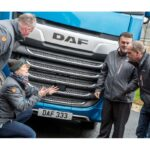 DAF Driver Training