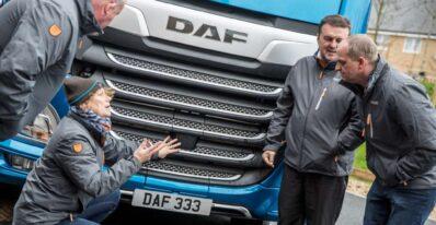 DAF Driver Training