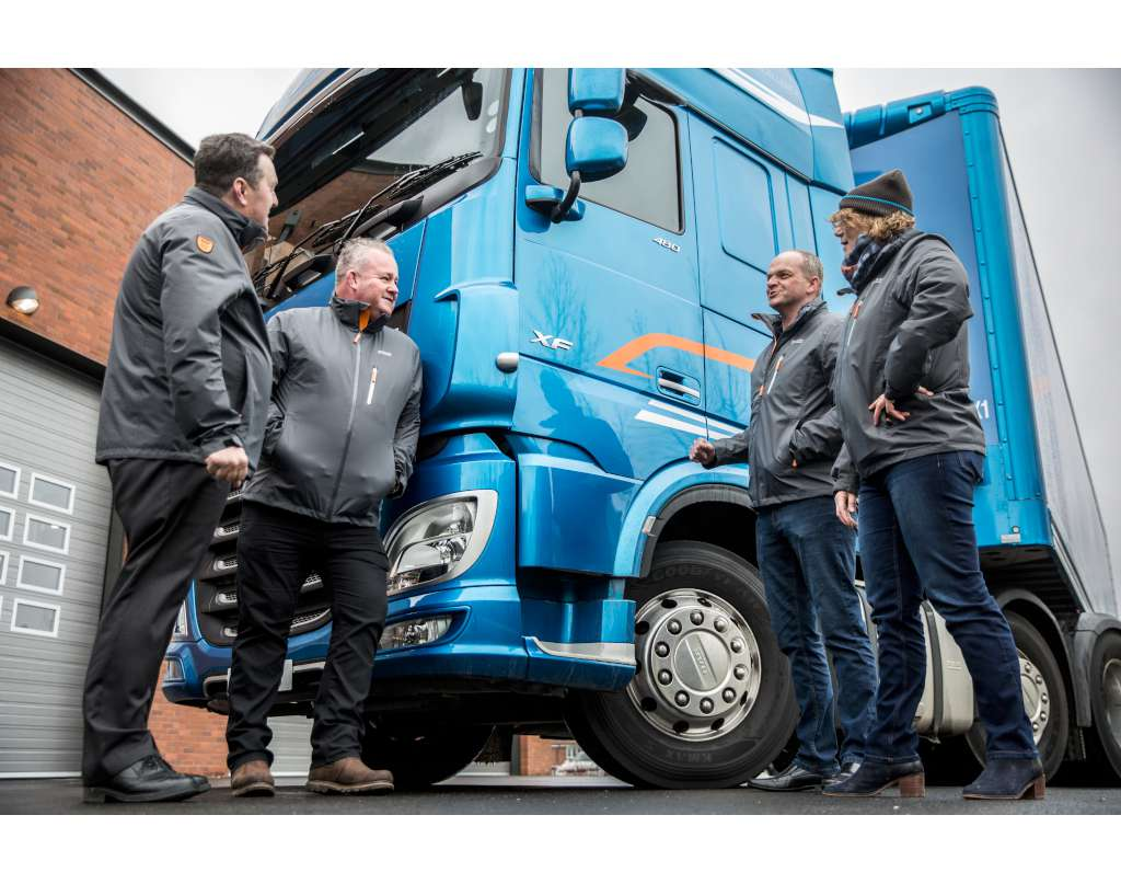 DAF Truck Driver Training COVD 19