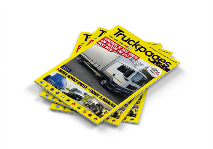 Truckpages Magazine Issue 34