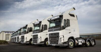 Volvo FH LNG Gas Trucks