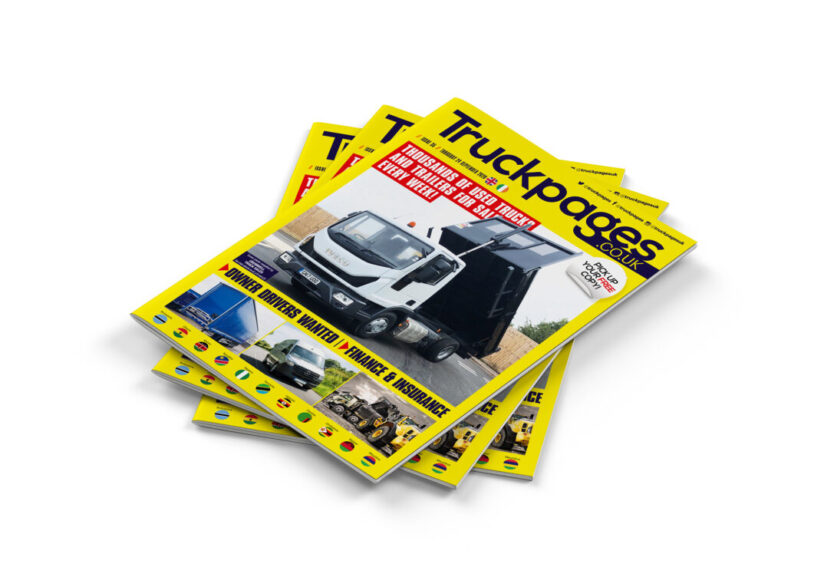 Truckpages Magazine Issue 35