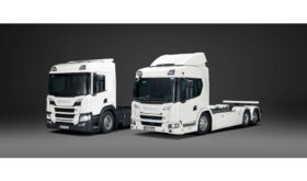 Scania L Series & P Series Electric Trucks September 2020 Launch