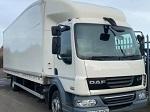 Used DAF Box Trucks for Sale