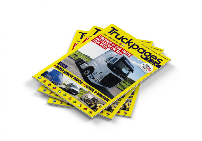 Truckpages Magazine Issue 36