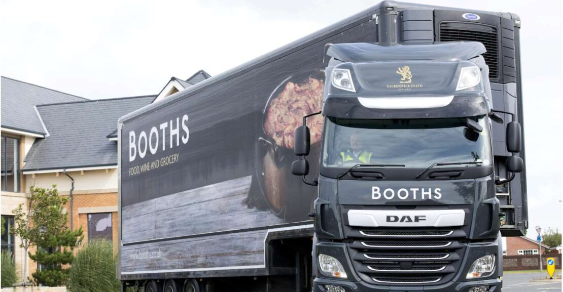 DAF CF480 and Double Deck Trailer