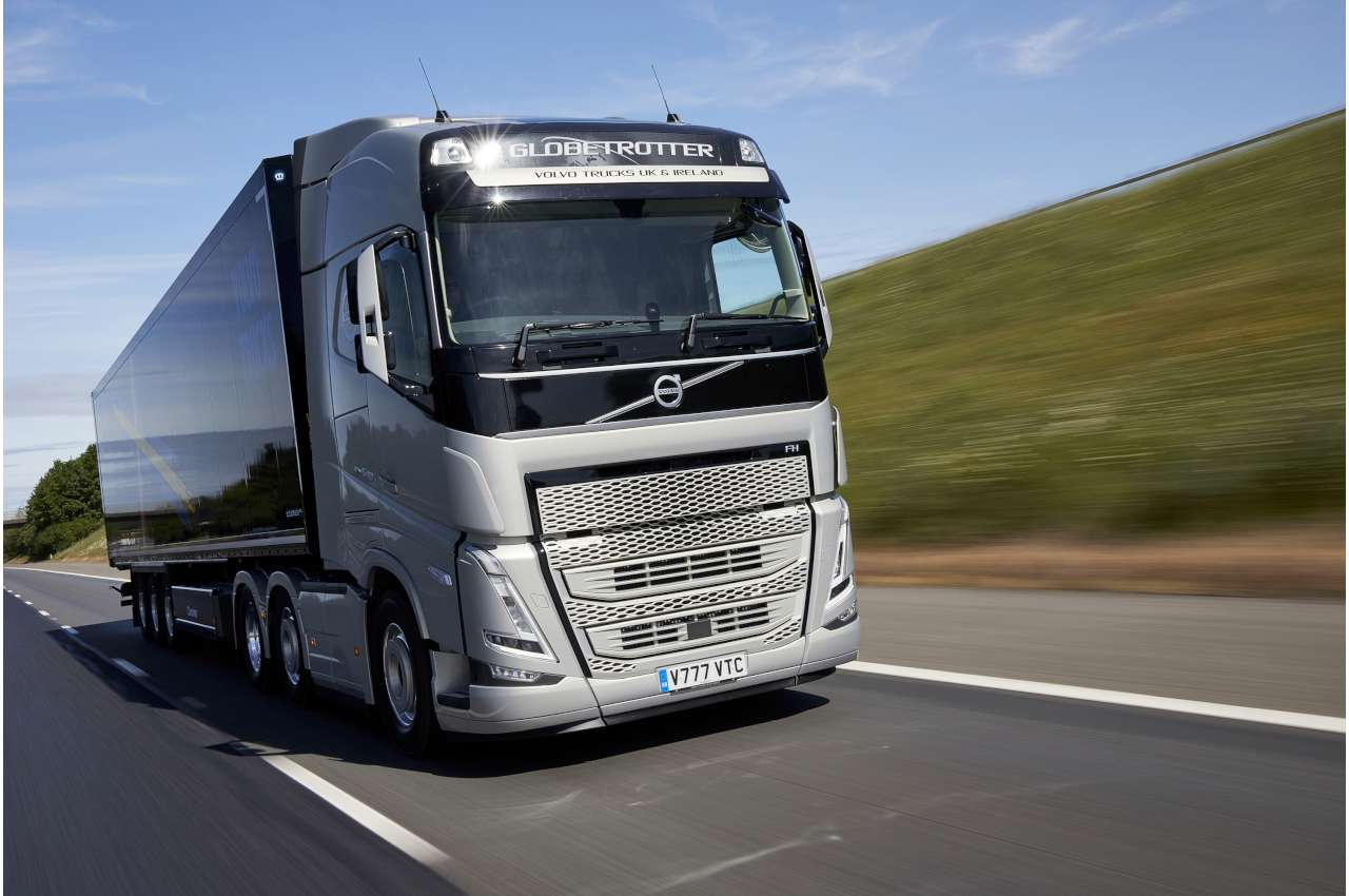 New Volvo FH 2020 Model