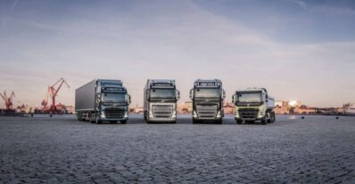 New 2020 Volvo heavy Truck Range