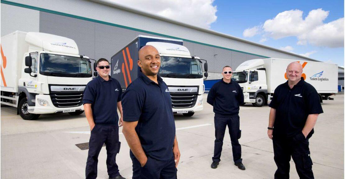 Yusen Logistics DAF Purchase