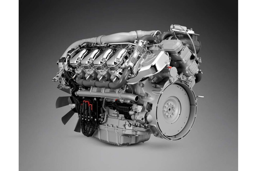 New Scania V8 2020 Model up to 770hp