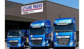 Leyland Trucks Plant Lancashire, UK