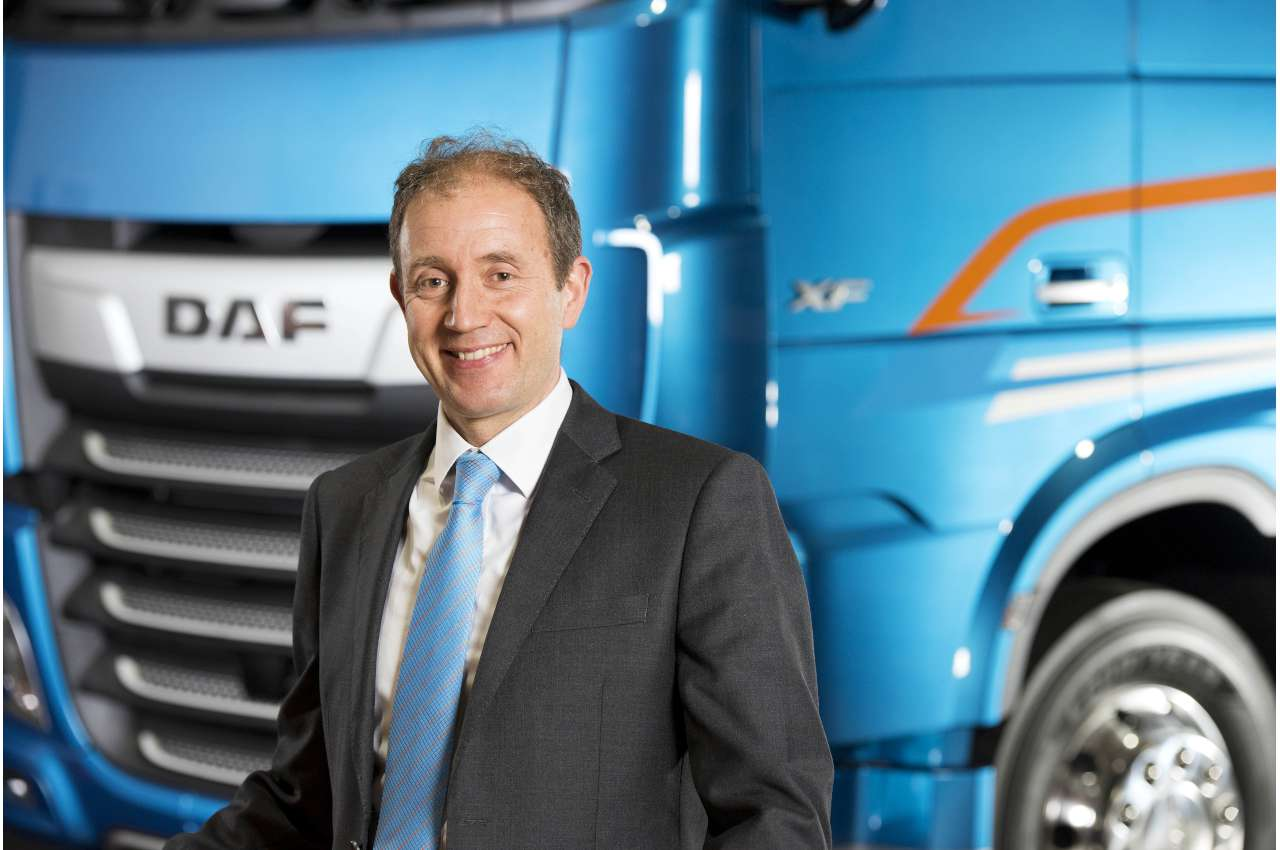 Russell Patmore, ,DAF Truck Sales Director