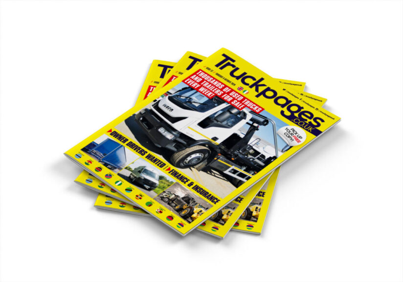 Truckpages Magazine Issue 37